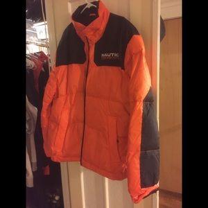 Nautica Puffy Ski Jacket